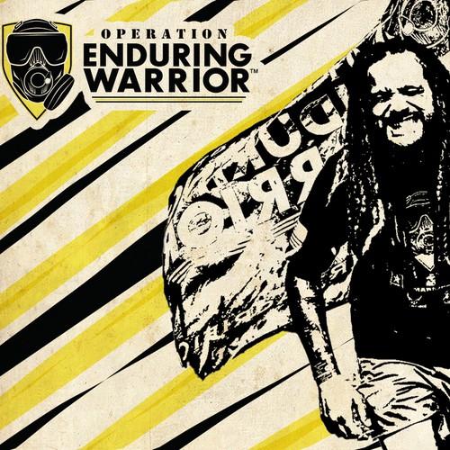 Facebook Enduring Warrior ad