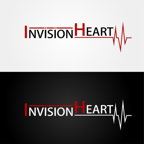 Help InvisionHeart with a new logo