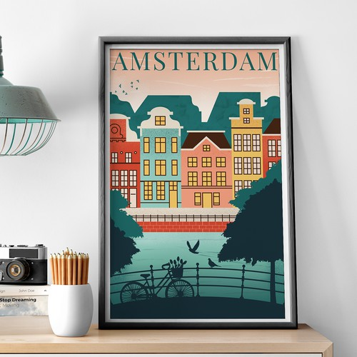 Poster Illustration Design