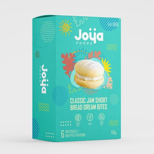 Joya Foods Jam Biscuits