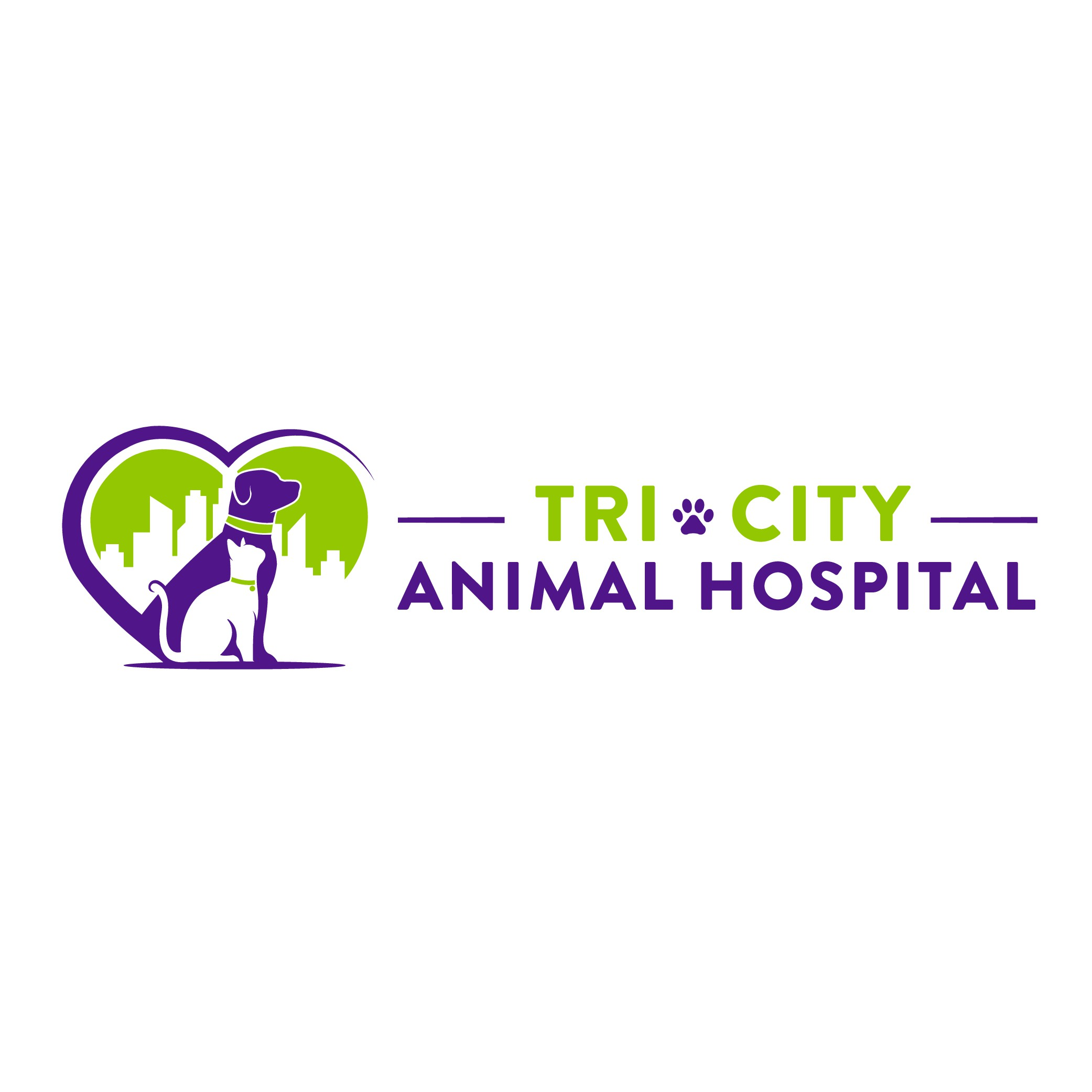 Compassionate animal hospital looking for an attractive logo for the animal lover