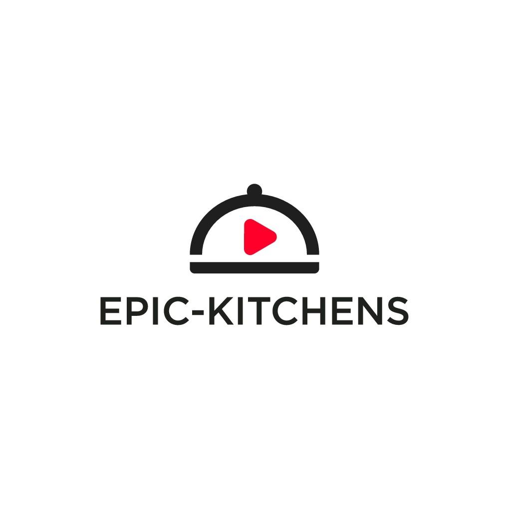 Logo design for academic video dataset: EPIC-KITCHENS