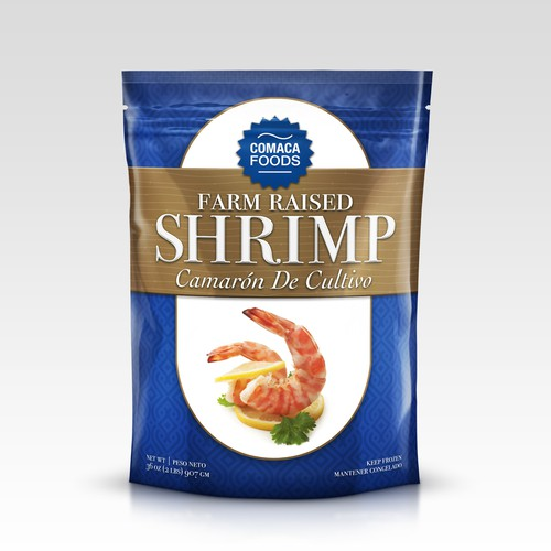 Seafood Package Design