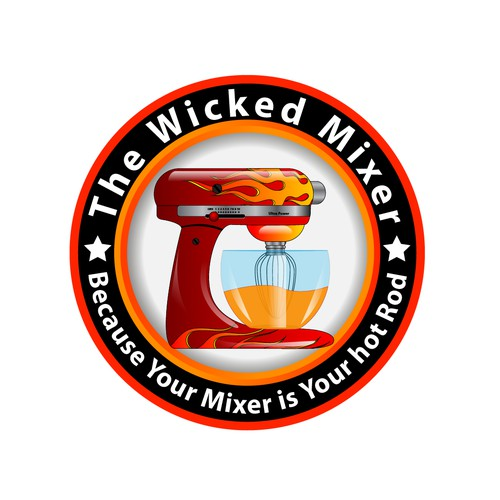 Help The Wicked Mixer with a new logo