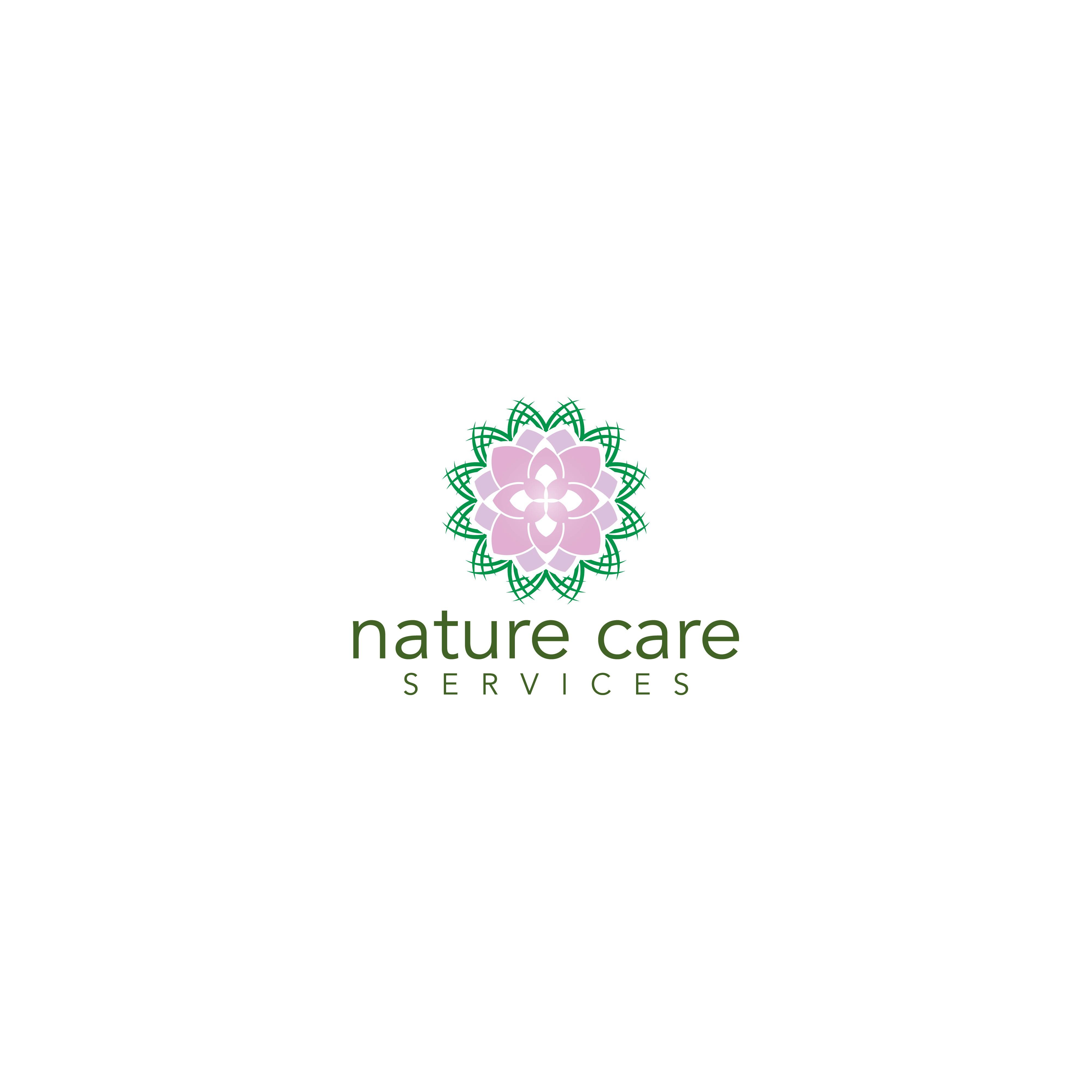 Logo for a California Landscape Company - Nature Care Services
