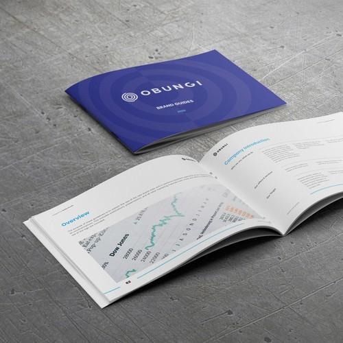 Brand Guide for Tech Brand