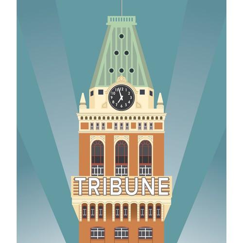 Oakland poster design