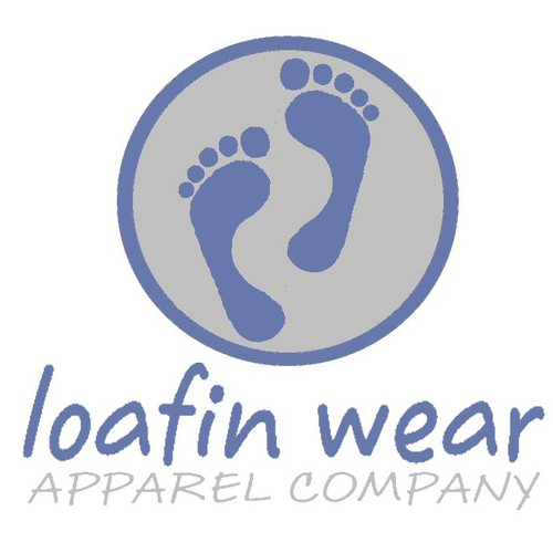 Create the next logo for Loafin Wear