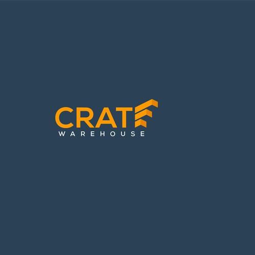logo concept for warehouse
