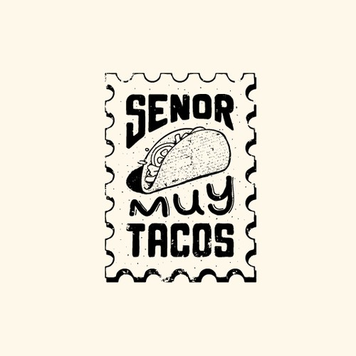 Logo for Senor Muy Tacos