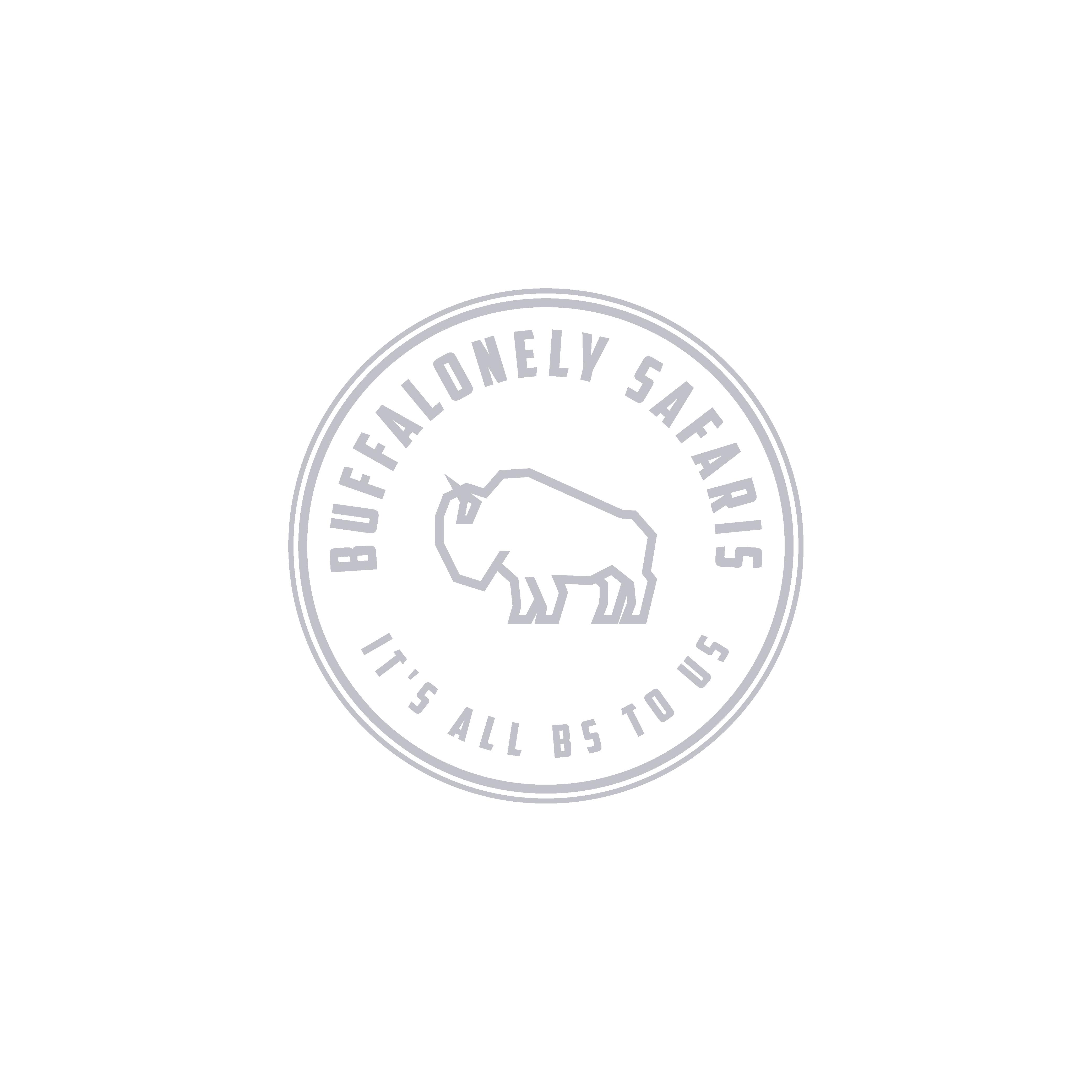 Design a fun buffalo logo for my family