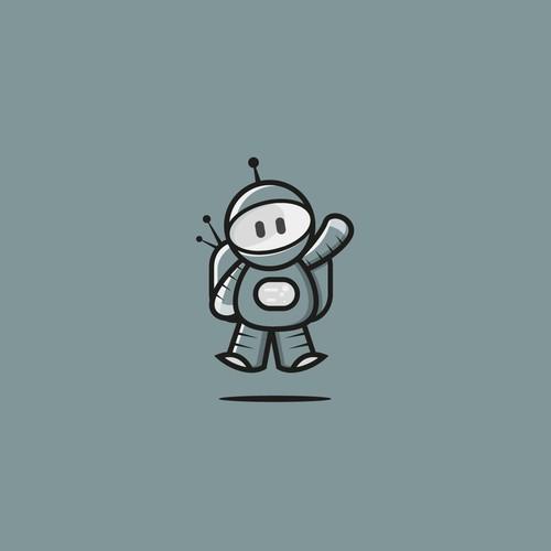 Floaty. He's an astronaut