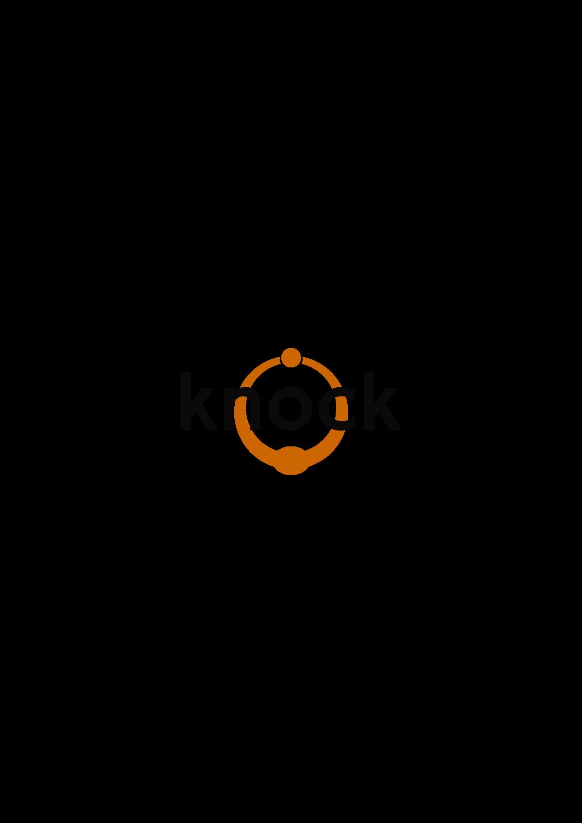Knock Consulting Seeking Logo