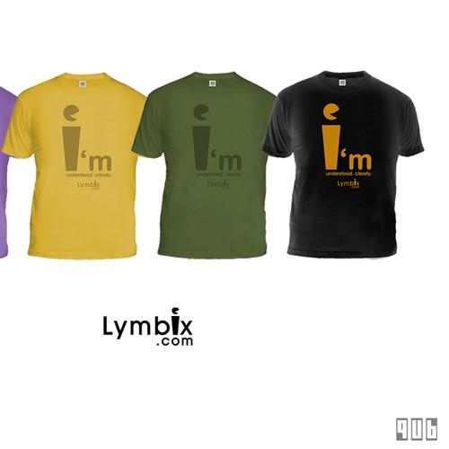 Lymbix t-shirt design