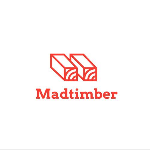 Madtimber.com Logo
