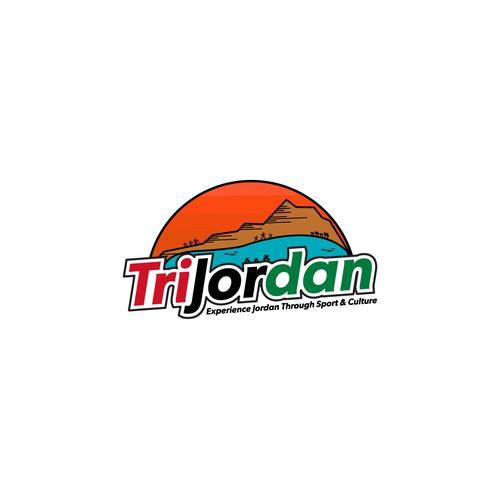 TriJordan Logo