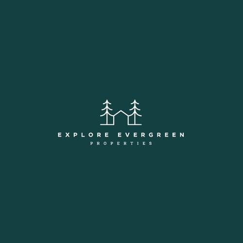 Explore Evergreen Properties Logo