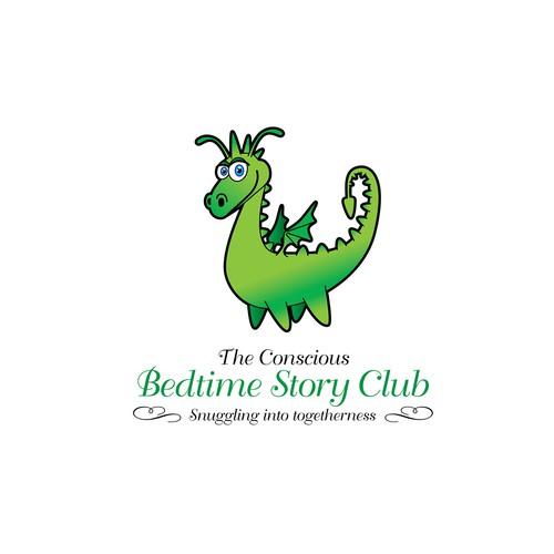 The Conscious Bedtime Story Club logo