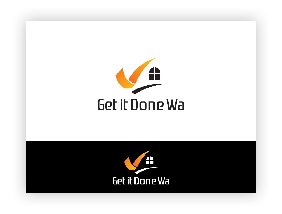 logo for Get it done wa