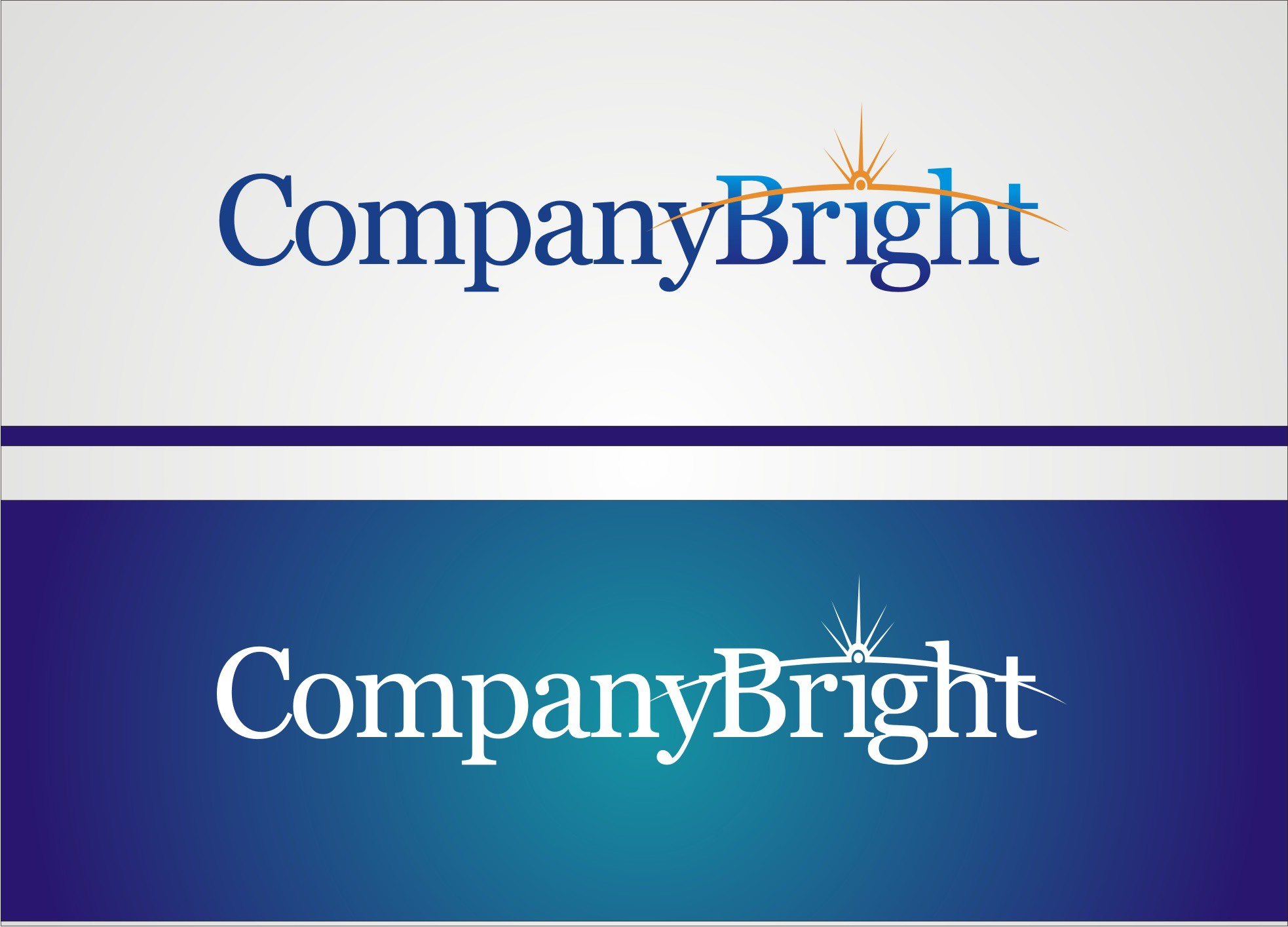 CompanyBright needs a new logo