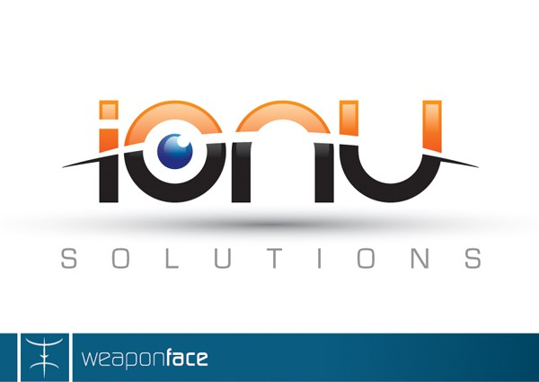 Create the next logo for Ionu Solutions