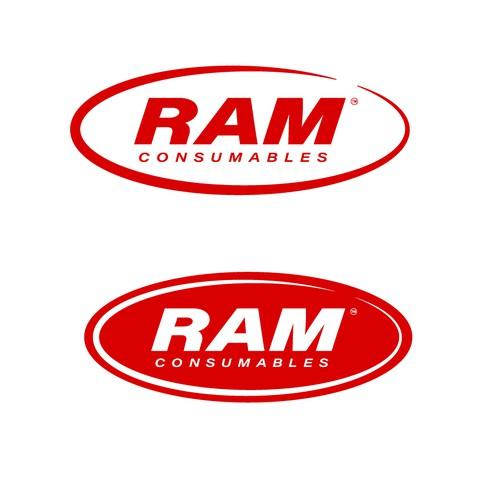 RAM Logo development