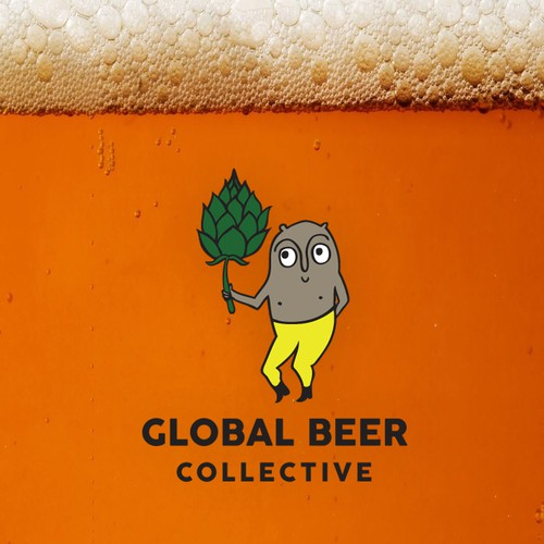 logo design for global beer collective