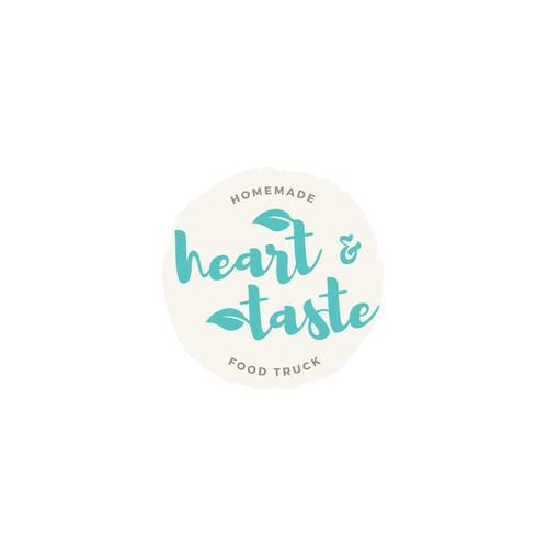 Logo design for Heart & Taste