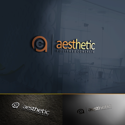 aesthetic logo design