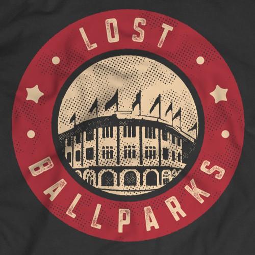 A vintage logo for nostalgia brand