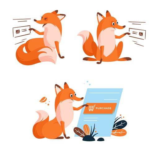 Fox character