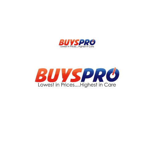 "An Eye Catching design for a Fast Growing E-commerce E-tailer ""BuysPro"""
