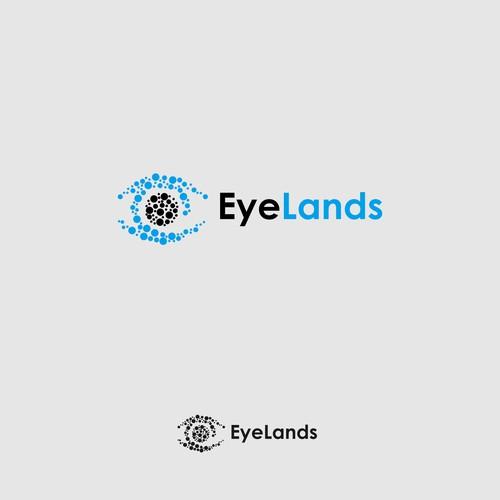 logo for eye land