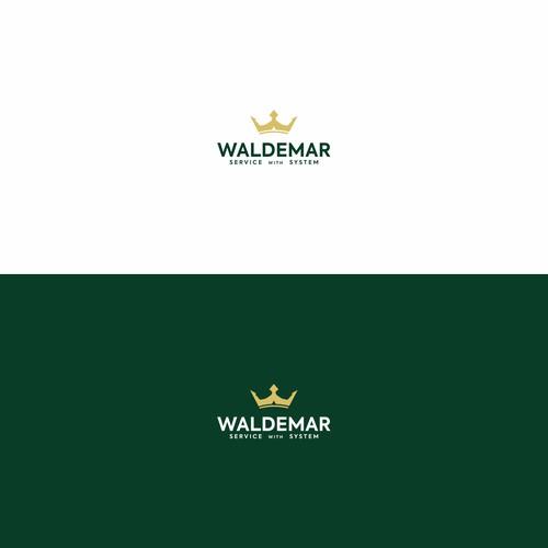 WALDEMAR logo