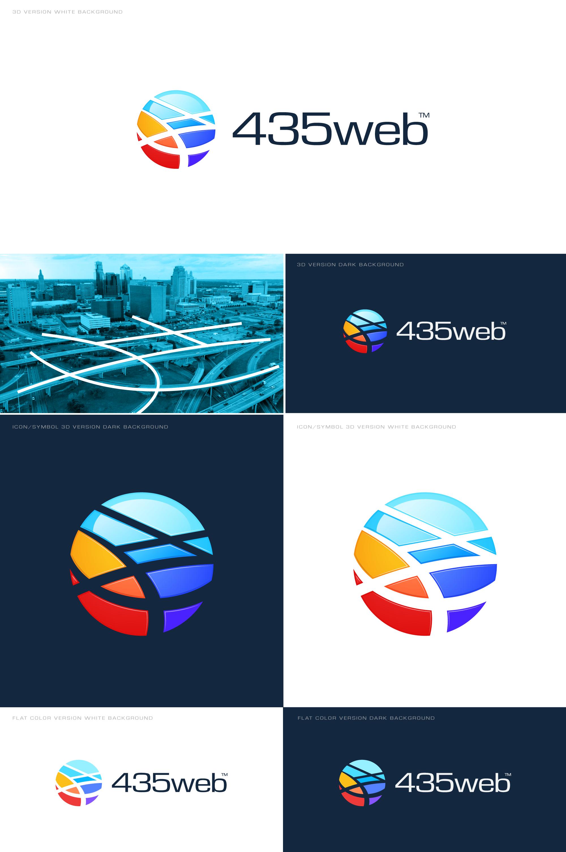 New logo for web development business