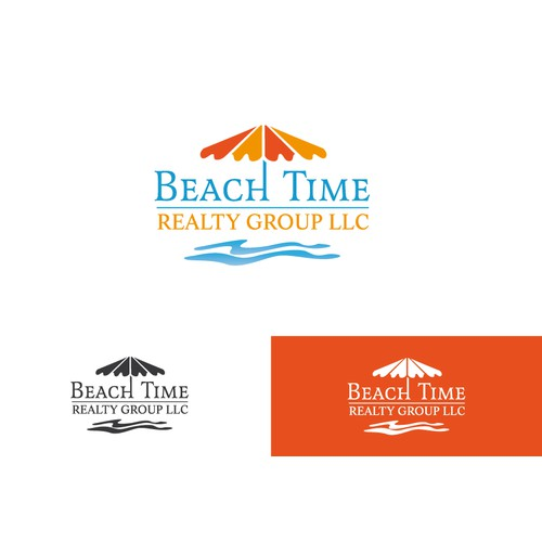 Help Beach Time Realty Group LLC with a new logo