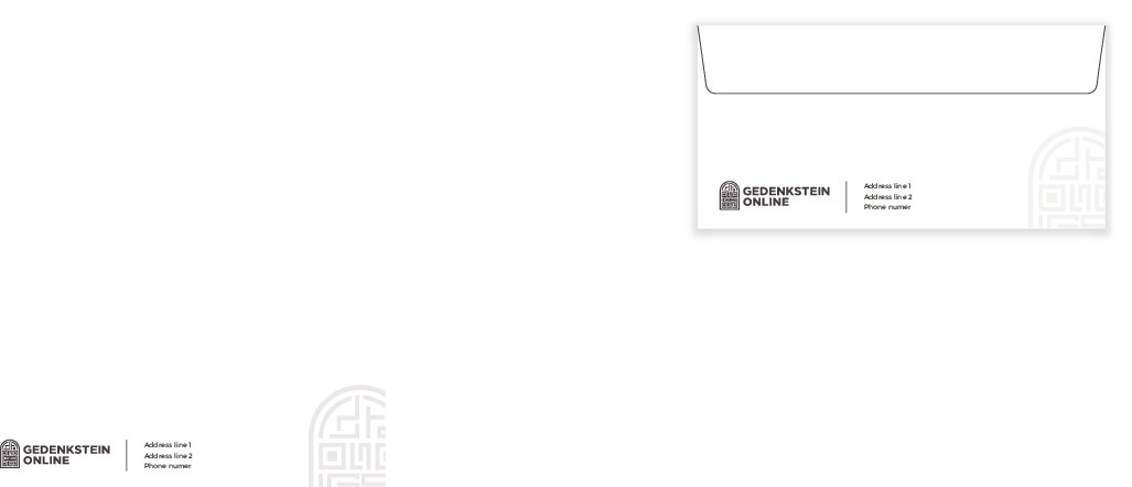 Templates for PowerPoint, Business Letters, Envelope, Business Cards