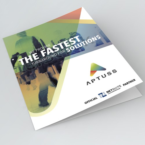 Brochure for Aptuss
