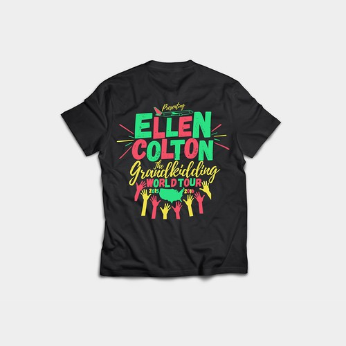 Concept for Grandma t-shirt