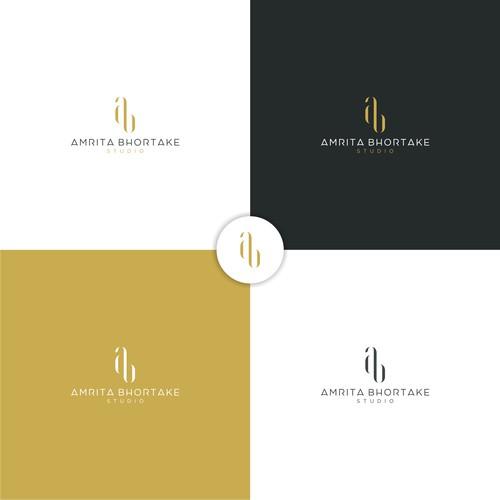 Amrita Bhortake Studio Logo