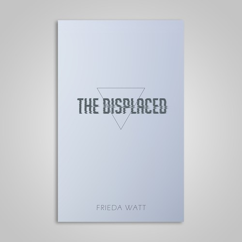 Displaced - Book cover