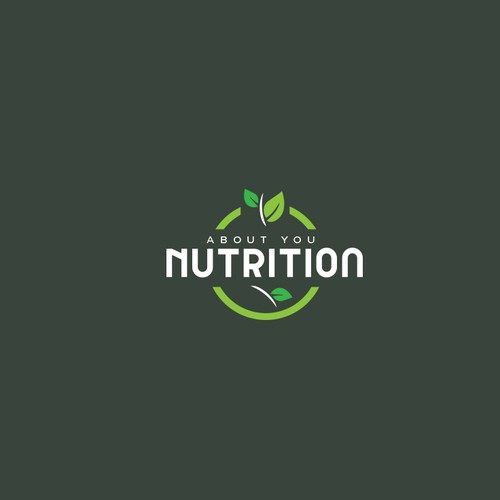 Logo design concept for Nutrition brand