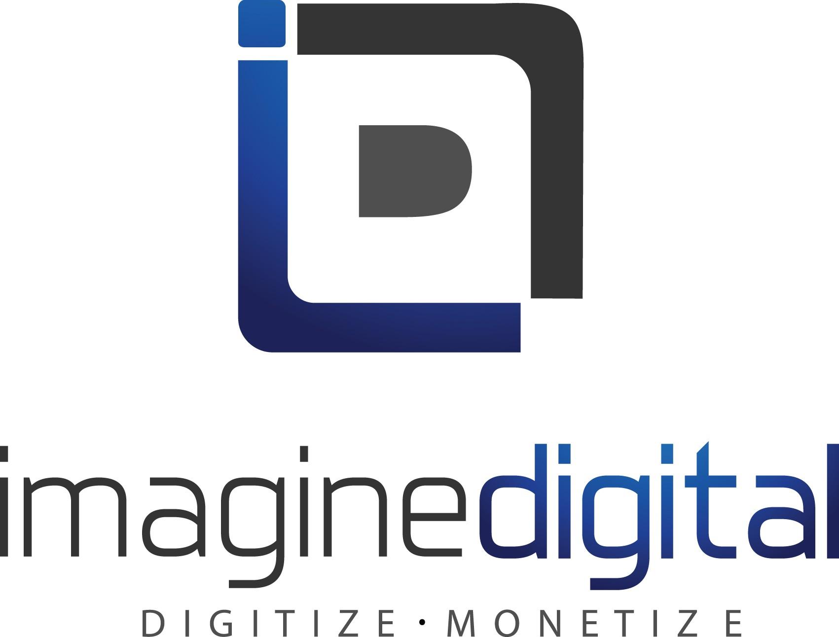 Stellar logo for Imagine Digital