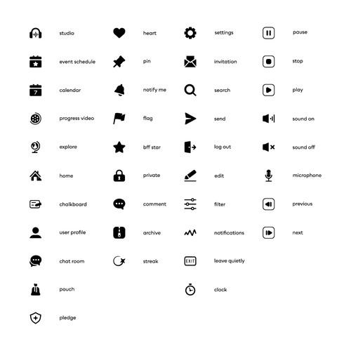 Pocket Icons