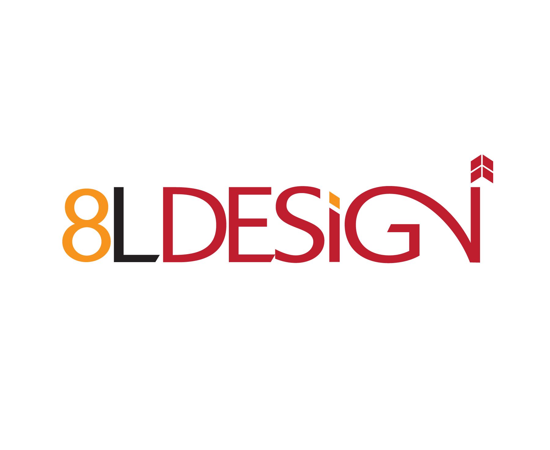 Create the next logo for 8Ldesign