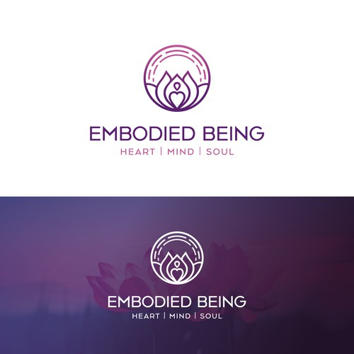 Embodied Being logo