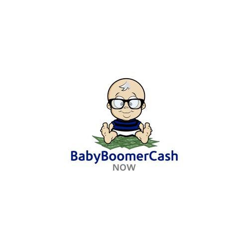BabyBoomerCash logo