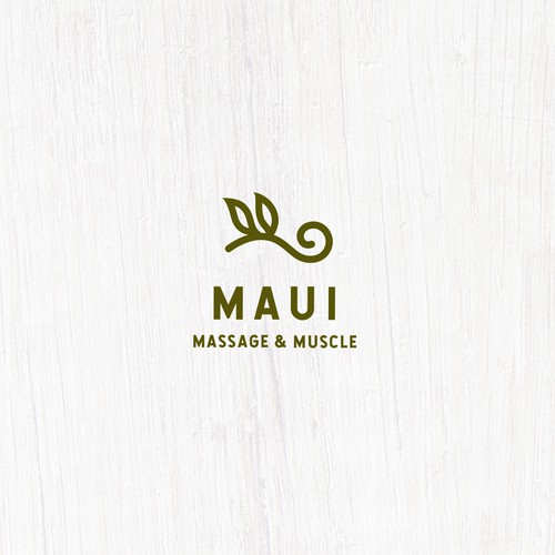 Logo for Maui Massage & Muscle