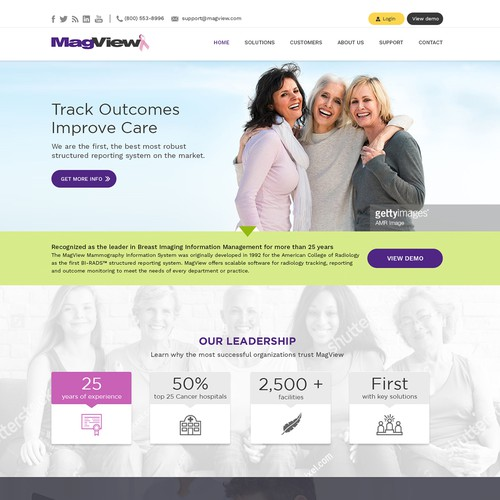 Top Breast Cancer software company