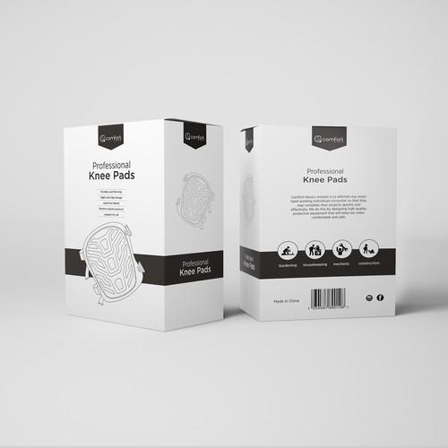Design a professional logo for Comfort Nova